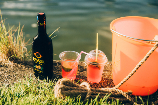 Waterside picnic ideas