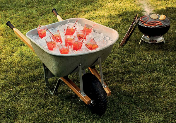 Le barbecue du dimanche