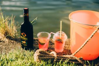 Een gezellige picknick aan het water